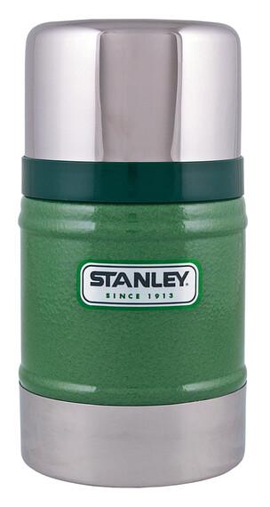 Stanley Classic Vakuum Food-Container 500ml Hammerschlag grün
